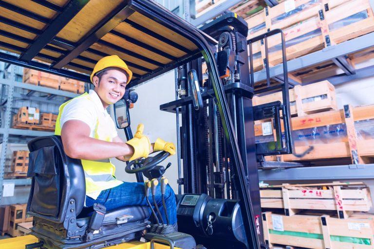 Logistieke afhandeling – Warehousing