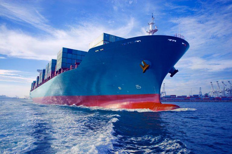Zeevracht – Sea-freight