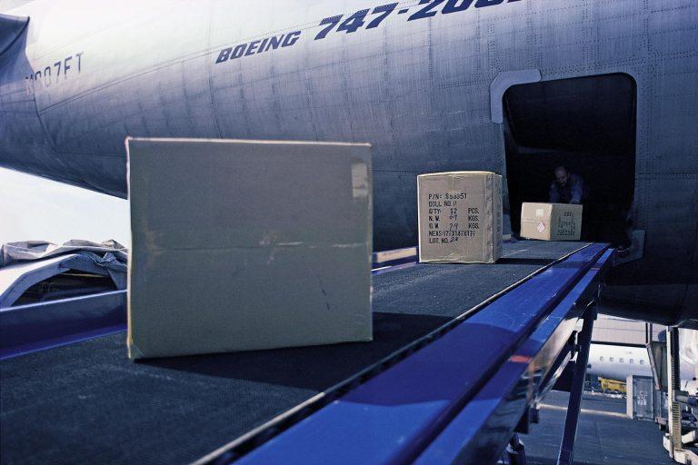Luchtvracht – Air-freight